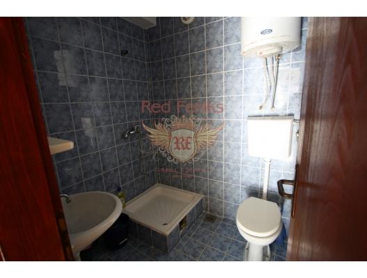 Igalo ilk satırda daire, Montenegro da satılık emlak, Baosici da satılık ev, Baosici da satılık emlak