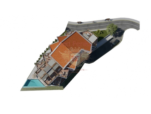 Panorama Apartment In Tivat, hotel residence for sale in Region Tivat, hotel room for sale in europe, hotel room in Europe