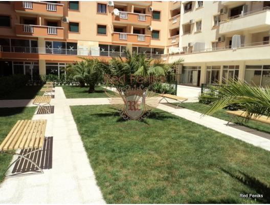 Budva'da, tek yatak odalı daire, becici satılık daire, Karadağ da ev fiyatları, Karadağ da ev almak