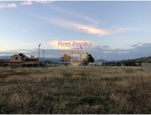 For sale in Podgorica for the investment The plot covers an area of 13,097 square meters and is located in DONJI KOKOTI, close to the airport new road, which is very suitable for business purpose.