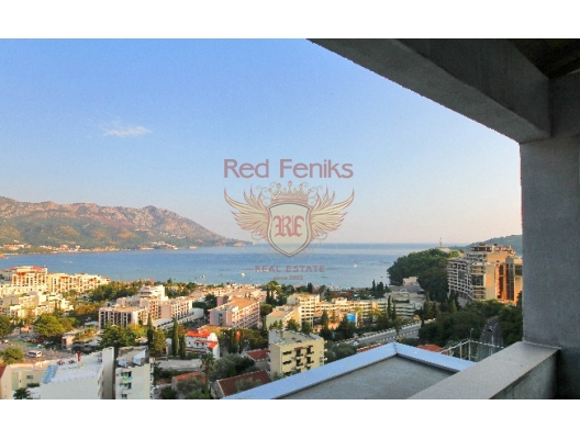 Hotel 3 bd apartment for sale in Budva,Montenegro, hotel residence for sale in Region Budva, hotel room for sale in europe, hotel room in Europe
