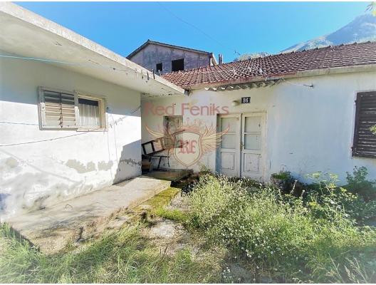 Kotor'da tadilat evi, Karadağ Villa Fiyatları Karadağ da satılık ev, Montenegro da satılık ev, Karadağ satılık villa