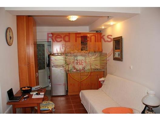 Studio on St. Stefan, Karadağ satılık evler, Karadağ da satılık daire, Karadağ da satılık daireler
