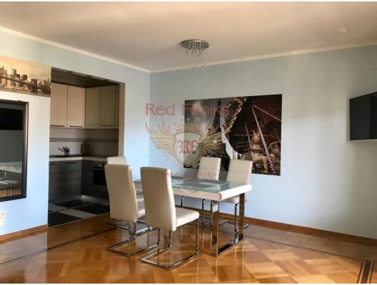 Budva'da güzel iki yatak odalı daire, becici satılık daire, Karadağ da ev fiyatları, Karadağ da ev almak