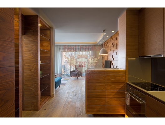 Budva'da Şık Daire 1+1, Becici dan ev almak, Region Budva da satılık ev, Region Budva da satılık emlak
