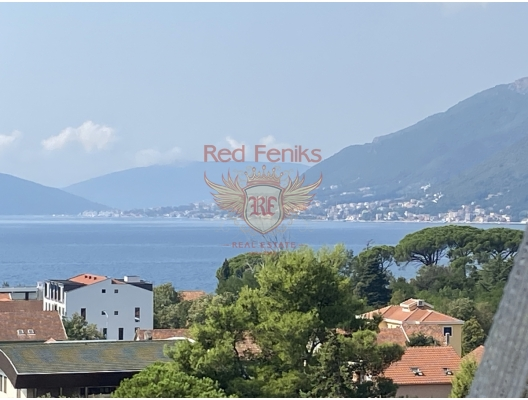 Apartments in a new modern complex near the sea in Tivat, sea view apartment for sale in Montenegro, buy apartment in Bigova, house in Region Tivat buy