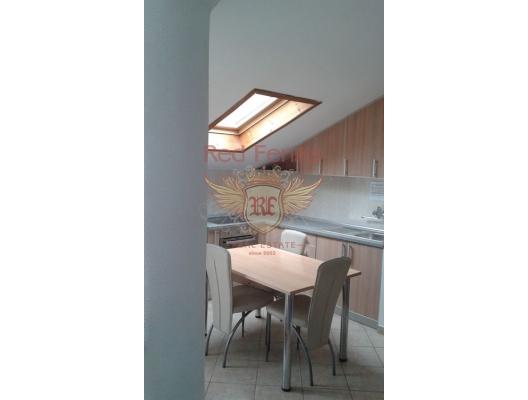 Rafailovici'de Geniş Apartman Dairesi, Montenegro da satılık emlak, Becici da satılık ev, Becici da satılık emlak