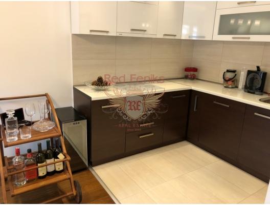 Budva'da iki yatak odalı daire 2+1, Montenegro da satılık emlak, Becici da satılık ev, Becici da satılık emlak
