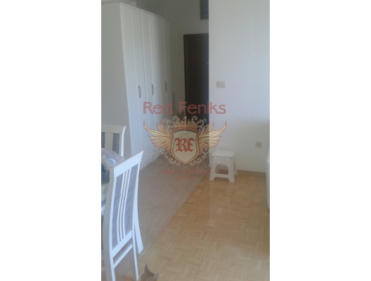 Budva'da iki odalı bir daire., Montenegro da satılık emlak, Becici da satılık ev, Becici da satılık emlak