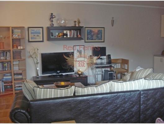 Budva'da iki odalı bir daire, Montenegro da satılık emlak, Becici da satılık ev, Becici da satılık emlak