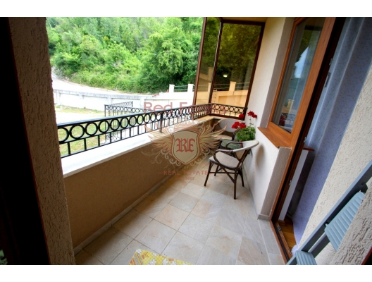 Apartment in a luxury complex in the town of Herceg Novi, sea view apartment for sale in Montenegro, buy apartment in Baosici, house in Herceg Novi buy