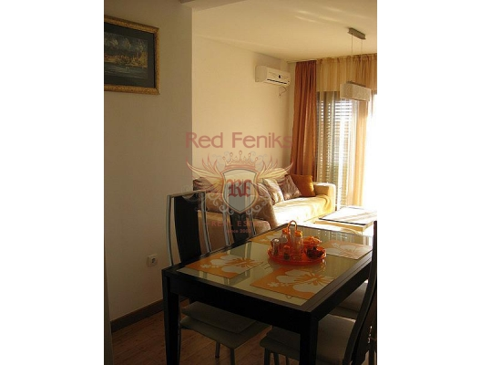 Nice flat in Becici, sea view apartment for sale in Montenegro, buy apartment in Becici, house in Region Budva buy