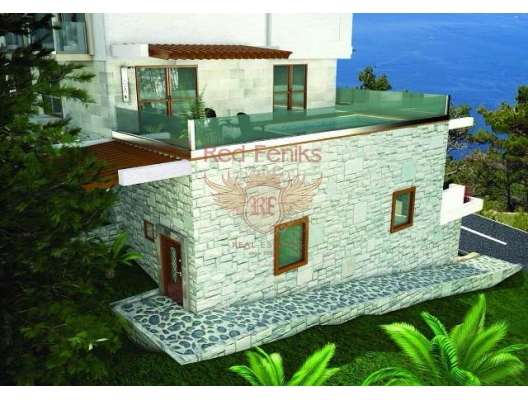 Comfortable apartments in Sv.Stefan, apartment for sale in Region Budva, sale apartment in Becici, buy home in Montenegro