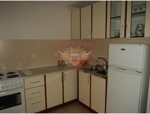 Budva'da, tek yatak odalı daire, Montenegro da satılık emlak, Becici da satılık ev, Becici da satılık emlak