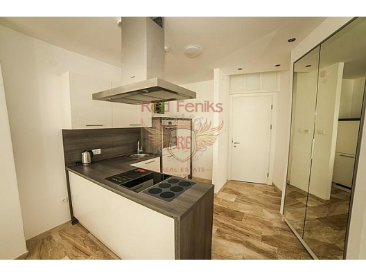 Budva'da iki Apartman Dairesi, becici satılık daire, Karadağ da ev fiyatları, Karadağ da ev almak