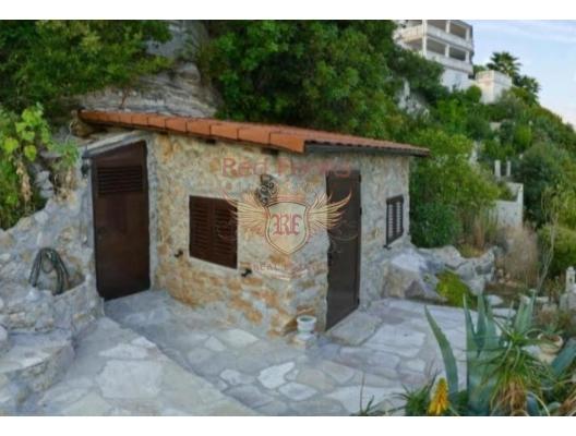 Komfortable Villa Nelitsa in der Gegend von Podi Herceg Novi, Herceg Novi Hausverkauf, Baosici Haus kaufen, Haus in Montenegro kaufen