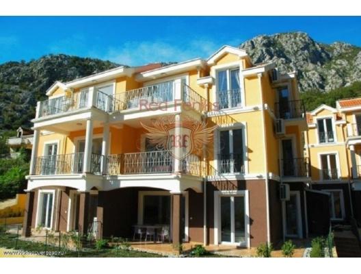 Boka Koyu'nda deniz manzaralı iki yatak odalı daire, Montenegro da satılık emlak, Dobrota da satılık ev, Dobrota da satılık emlak