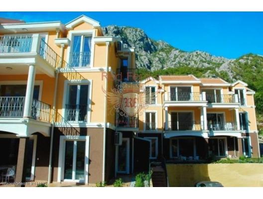 Two-bedroom Sea View Apartment in Orahovac, karadağ da kira getirisi yüksek satılık evler, avrupa'da satılık otel odası, otel odası Avrupa'da