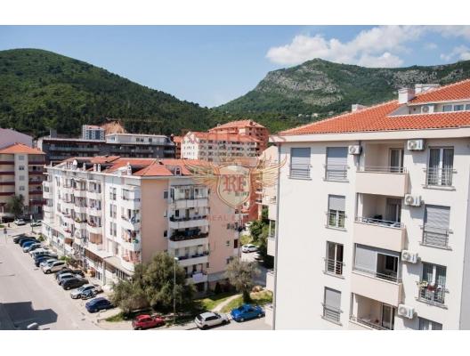 One bedroom apartment in Budva 604, Montenegro real estate, property in Montenegro, flats in Region Budva, apartments in Region Budva