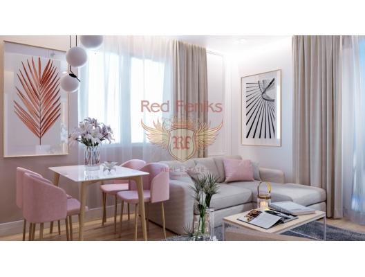 Tivat'ta Apartman Dairesi, Bigova da satılık evler, Bigova satılık daire, Bigova satılık daireler