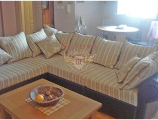 Budva'da iki odalı bir daire, Becici da satılık evler, Becici satılık daire, Becici satılık daireler