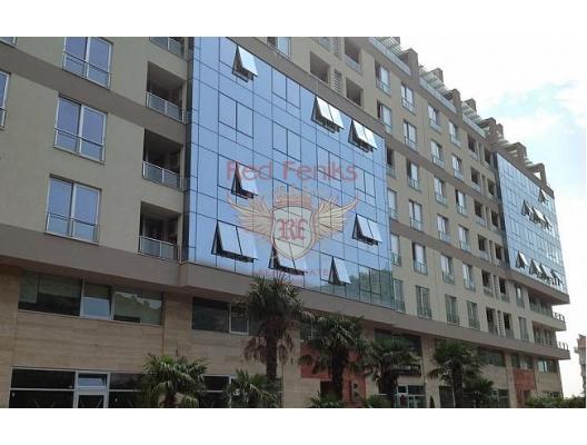 Budva'da daireler, yeni konut kompleksi, Montenegro da satılık emlak, Becici da satılık ev, Becici da satılık emlak