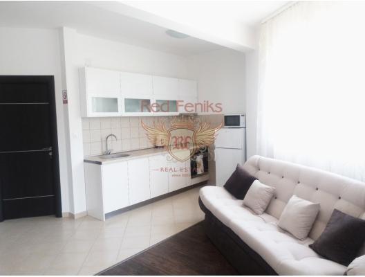 Beçiçi'de Queen of Montenegro yakınında Satılık Daire 1+1, Becici da ev fiyatları, Becici satılık ev fiyatları, Becici da ev almak