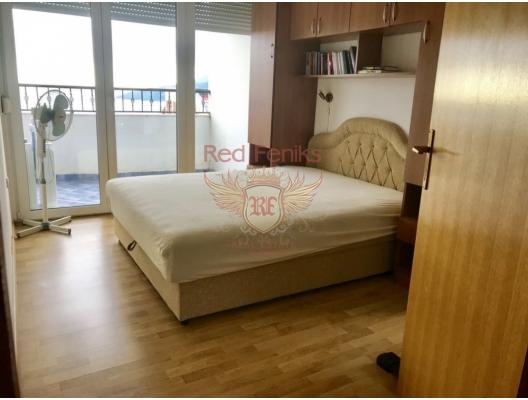 Herceg Novi'de Muhteşem İki Yatak Odalı Daire, Baosici da satılık evler, Baosici satılık daire, Baosici satılık daireler