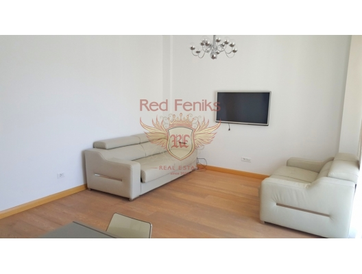 One-bedroom apartment in Budva, sea view apartment for sale in Montenegro, buy apartment in Becici, house in Region Budva buy