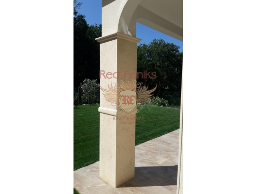 Reka Rezevici'de Lüks Villa, Region Budva satılık müstakil ev, Region Budva satılık villa