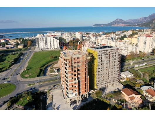 Apartments in a new building near the sea in Bar, apartments for rent in Bar buy, apartments for sale in Montenegro, flats in Montenegro sale