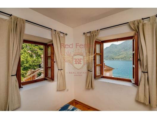 Beautiful Stone Villa in Perast, buy home in Montenegro, buy villa in Kotor-Bay, villa near the sea Dobrota
