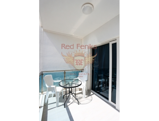 Beçiçi'de 2+1 65 m2 Daire, Montenegro da satılık emlak, Becici da satılık ev, Becici da satılık emlak