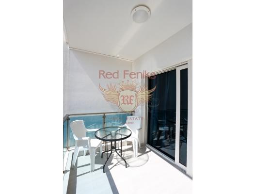 Apartment mit zwei Schlafzimmern Becici, Wohnungen in Montenegro, Wohnungen mit hohem Mietpotential in Montenegro kaufen