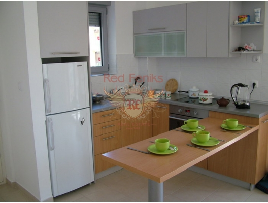 Petrovac'da İki Yatak Odalı Daire 2+1, Karadağ satılık evler, Karadağ da satılık daire, Karadağ da satılık daireler