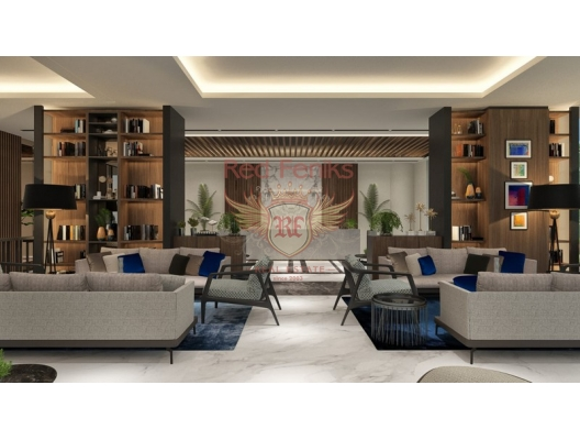 Beçiçi'de Yeni Konut Kompleksi, Karadağ'da satılık otel konsepti daire, Karadağ'da satılık otel konseptli apart daireler, karadağ yatırım fırsatları