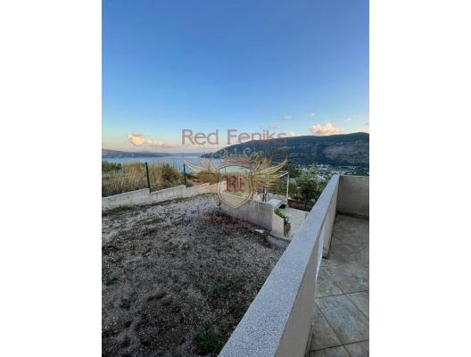 Cozy House with panoramic Sea views in Herceg Novi, house near the sea Montenegro