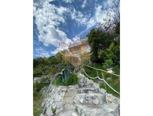 Komfortable Villa Nelitsa in der Gegend von Podi Herceg Novi, Montenegro Immobilien, Immobilien in Montenegro