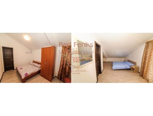 Budva'da iki katlı daire, Becici da ev fiyatları, Becici satılık ev fiyatları, Becici da ev almak