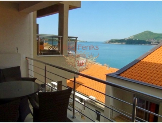 Rafailovici'de iki odalı bir daire, Becici dan ev almak, Region Budva da satılık ev, Region Budva da satılık emlak