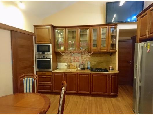 Two bedroom apartment for sale in Orakhovets, Kotor Bay, Montenegro.