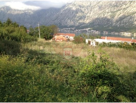 Plot in Prcanj, Kotor bay, plot in Montenegro for sale, buy plot in Kotor-Bay, building plot in Montenegro