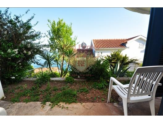 Tivat'ta Tek odalı apartman dairesi, Bigova da ev fiyatları, Bigova satılık ev fiyatları, Bigova da ev almak