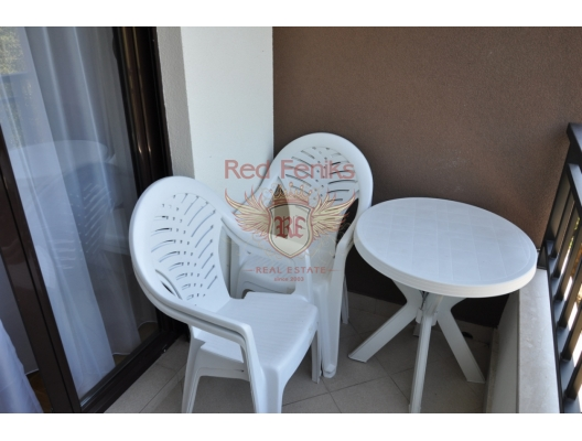 Budva'da 1+1 42 m2 Daire, Becici dan ev almak, Region Budva da satılık ev, Region Budva da satılık emlak