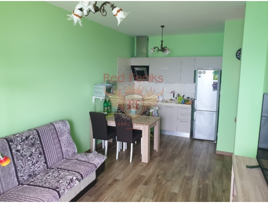 Apartment on the first line, with a magnificent sea view and great rental potential, hotel in Montenegro for sale, hotel concept apartment for sale in Bar