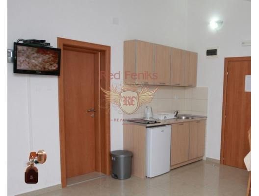 Beçiçi'de Yüzme Havuzlu Hotel, Karadağ da satılık işyeri, Karadağ da satılık işyerleri, Budva da Satılık Hotel