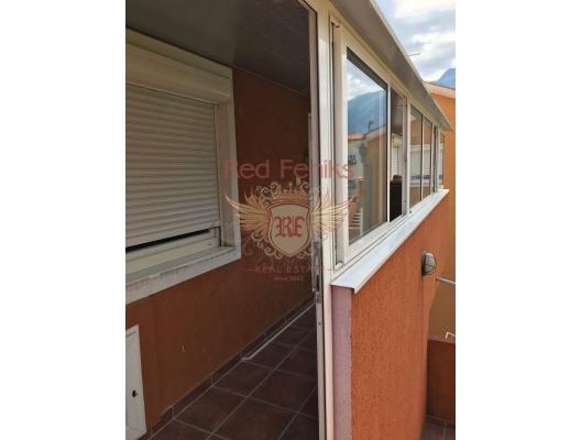 Apartment in Prcanj village. Montenegro, becici satılık daire, Karadağ da ev fiyatları, Karadağ da ev almak