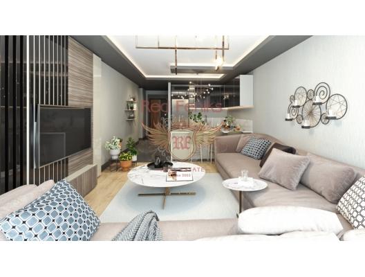 St Stephen yeni bir konut kompleksi içinde satılık iki yatak odalı daireler, Region Budva da satılık evler, Region Budva satılık daire, Region Budva satılık daireler