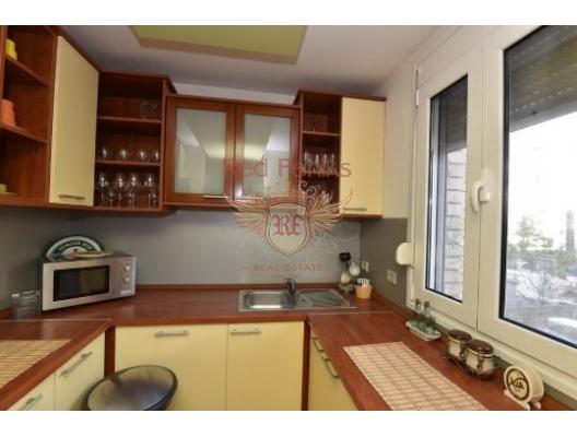 Budva Şehir Merkezi'nde Lüks Daire, Region Budva da ev fiyatları, Region Budva satılık ev fiyatları, Region Budva ev almak
