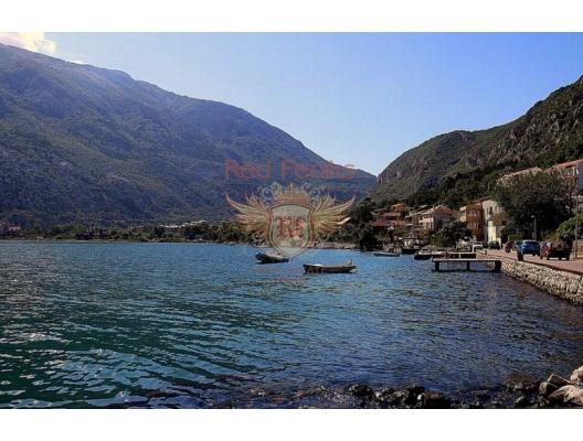 Karadağ Kotor Körfezi'nde İnşaat Projesi Hazır Arsa, Karadağ da satılık arsa, Karadağ da satılık imar arsası